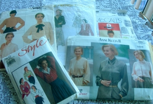 blouse patterns 002