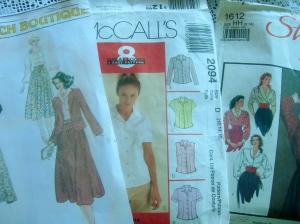 blouse patterns 003