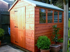 wooden shed 9.4.14 002