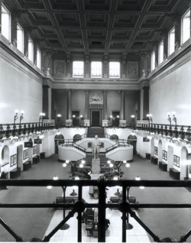 great hall euston