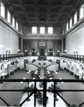 great hall euston