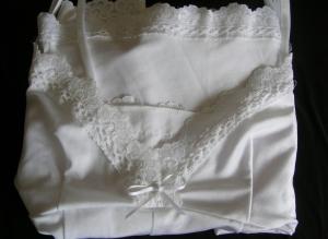 lingerie folded