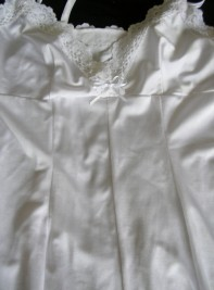 lingerie front seams