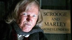Scrooge bbc